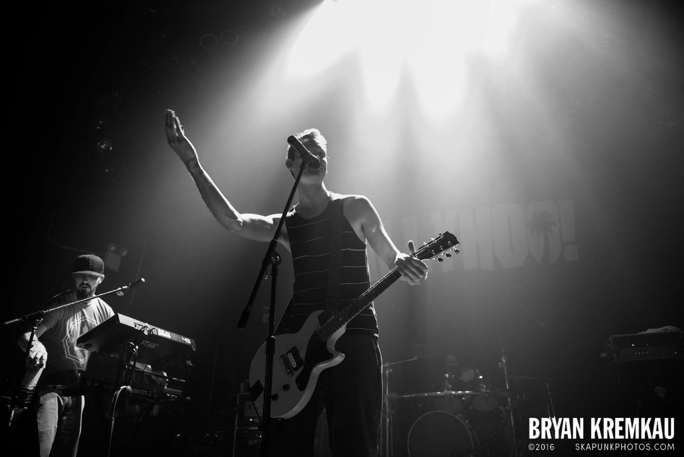 Ballyhoo! @ Gramercy Theatre, NYC - 6.27.13 (24)