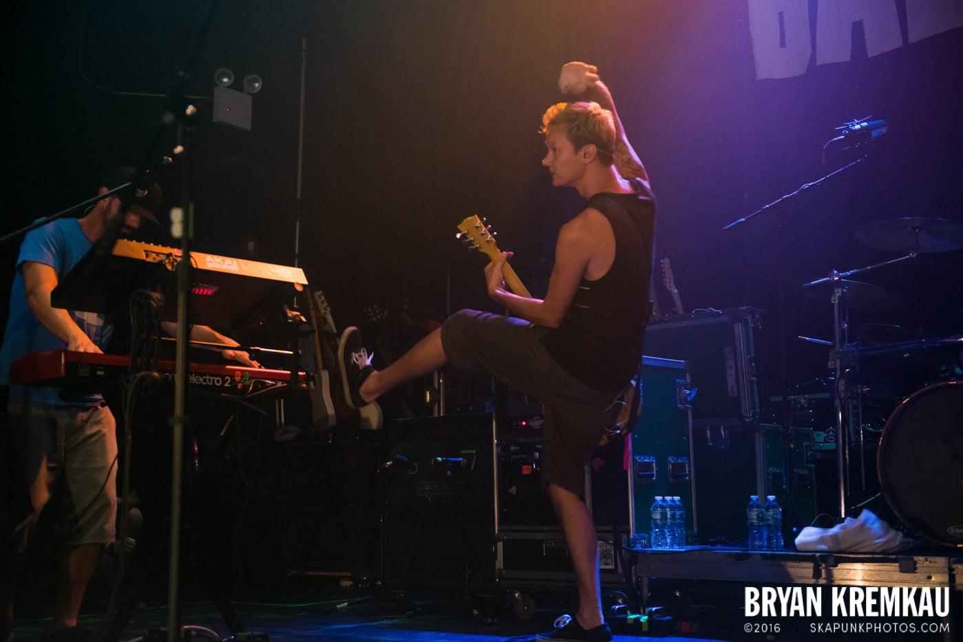 Ballyhoo! @ Gramercy Theatre, NYC - 6.27.13 (14)