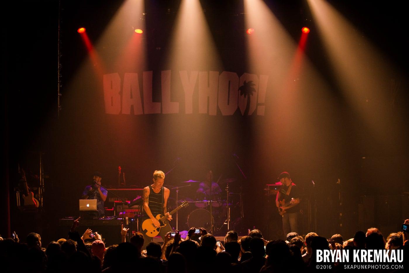 Ballyhoo! @ Gramercy Theatre, NYC - 6.27.13 (4)
