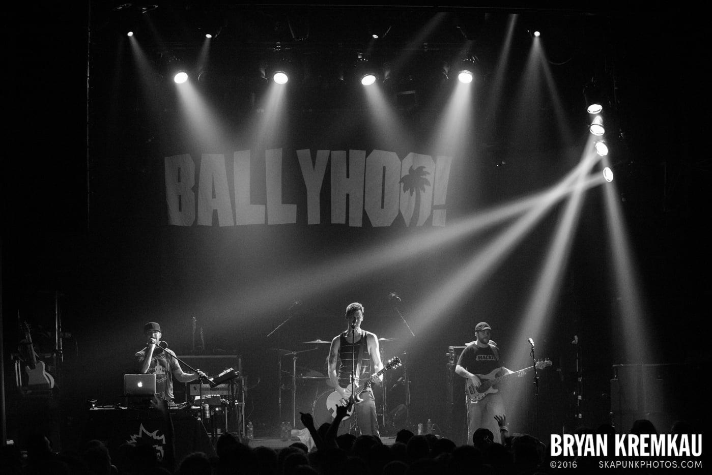Ballyhoo! @ Gramercy Theatre, NYC - 6.27.13 (3)