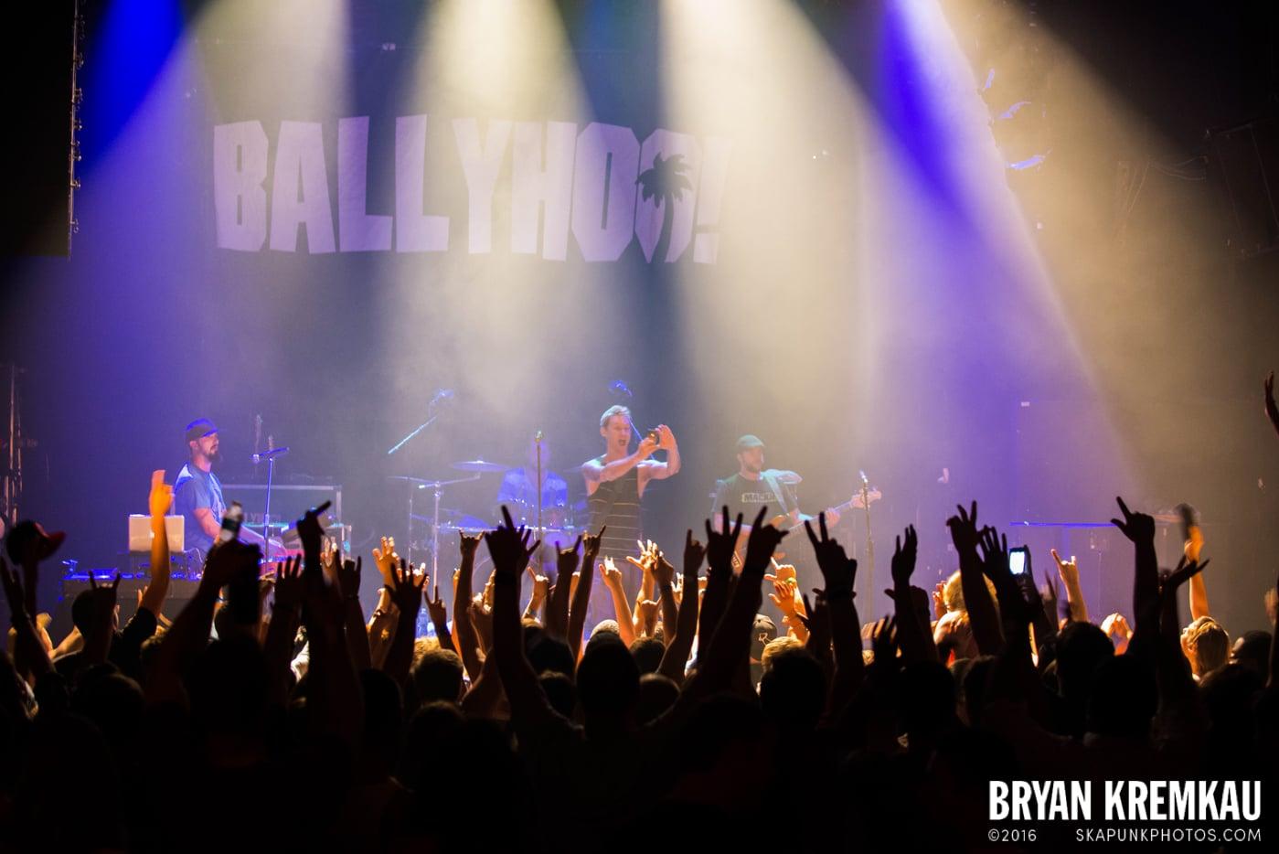 Ballyhoo! @ Gramercy Theatre, NYC - 6.27.13 (2)
