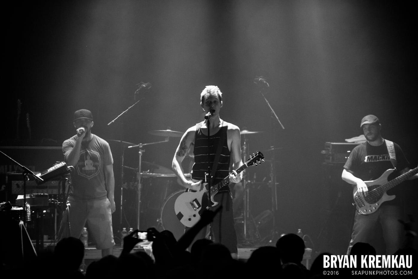 Ballyhoo! @ Gramercy Theatre, NYC - 6.27.13 (1)