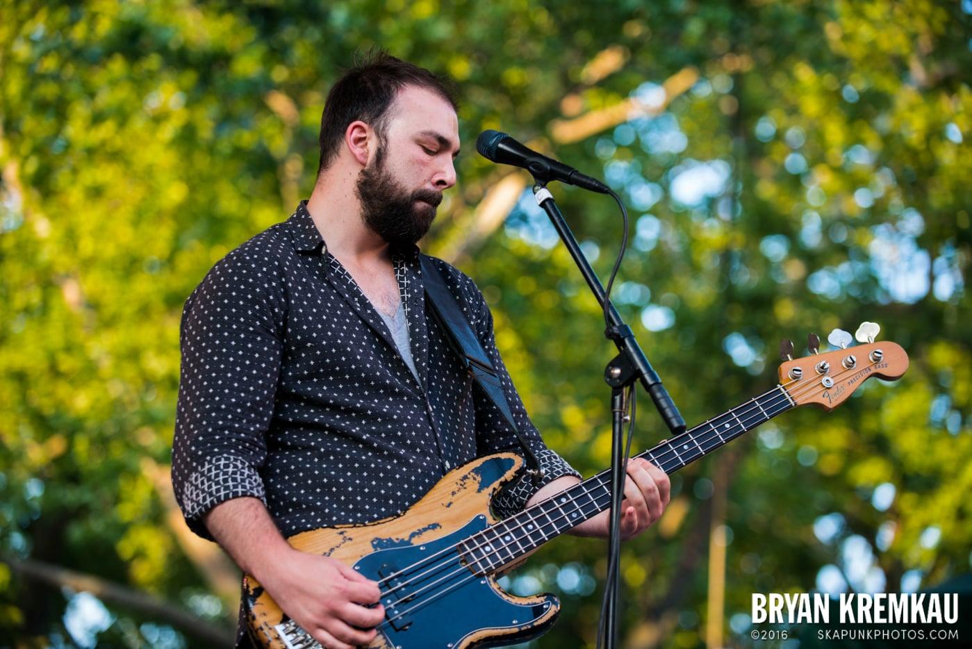Joel Plaskett Emergency @ Central Park Summer Stage, NYC - 6.29.13 (32)