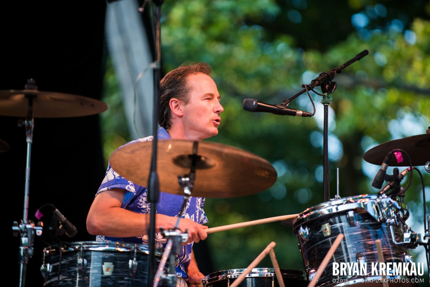 Joel Plaskett Emergency @ Central Park Summer Stage, NYC - 6.29.13 (30)