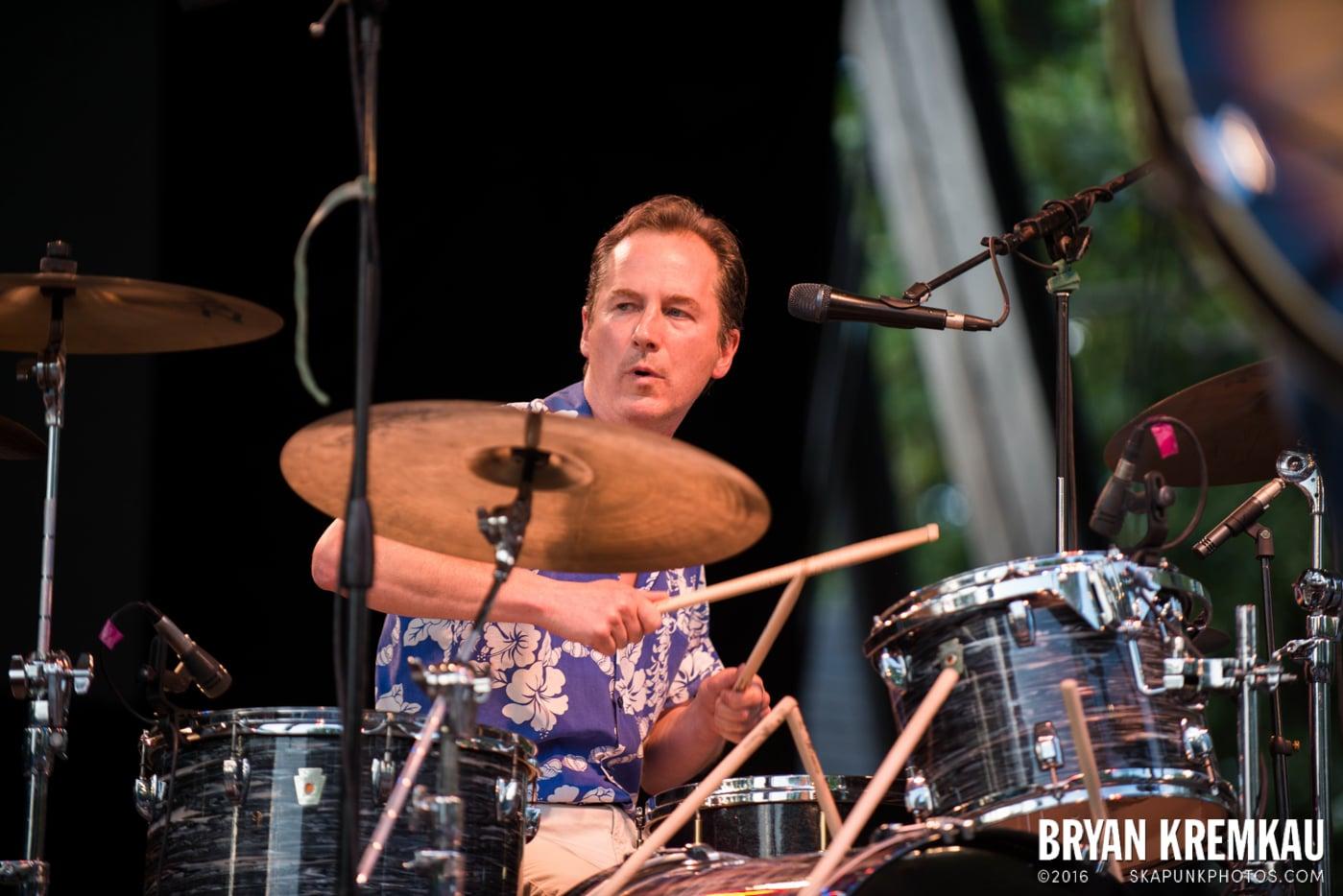 Joel Plaskett Emergency @ Central Park Summer Stage, NYC - 6.29.13 (27)