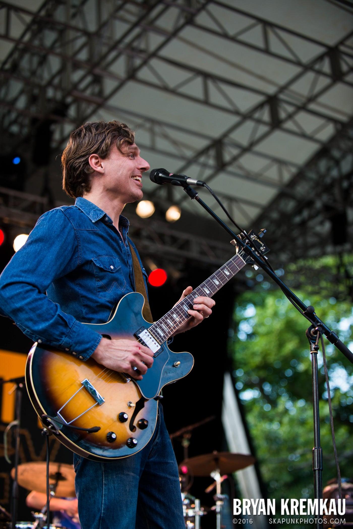 Joel Plaskett Emergency @ Central Park Summer Stage, NYC - 6.29.13 (25)