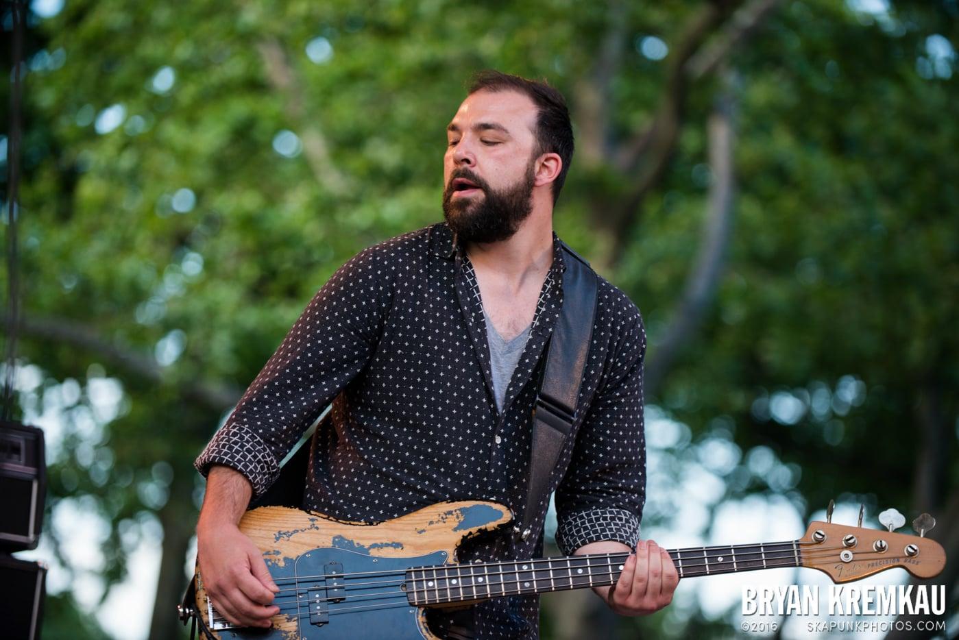 Joel Plaskett Emergency @ Central Park Summer Stage, NYC - 6.29.13 (24)