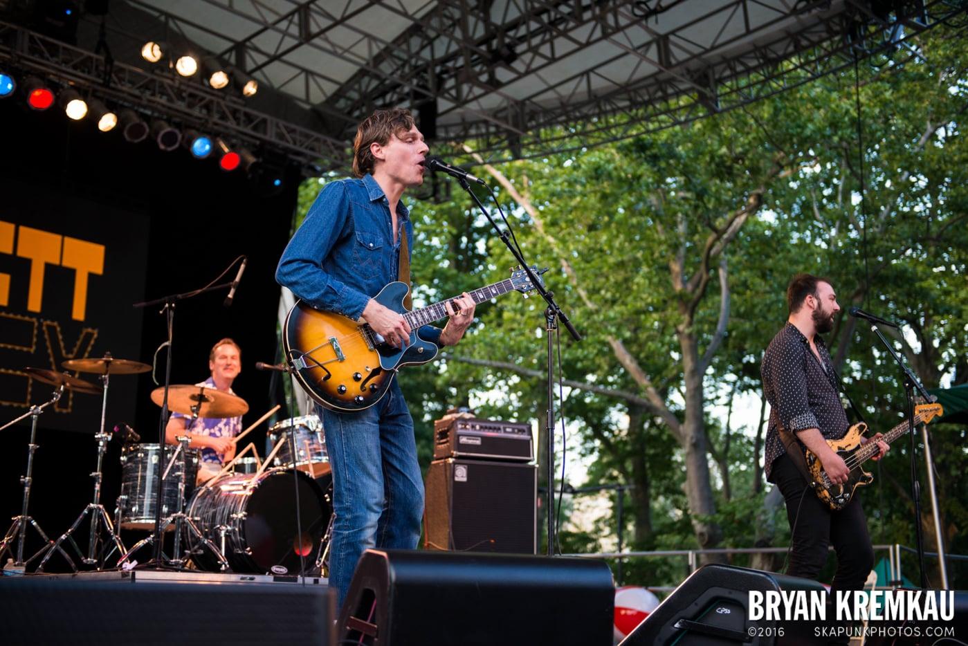 Joel Plaskett Emergency @ Central Park Summer Stage, NYC - 6.29.13 (23)
