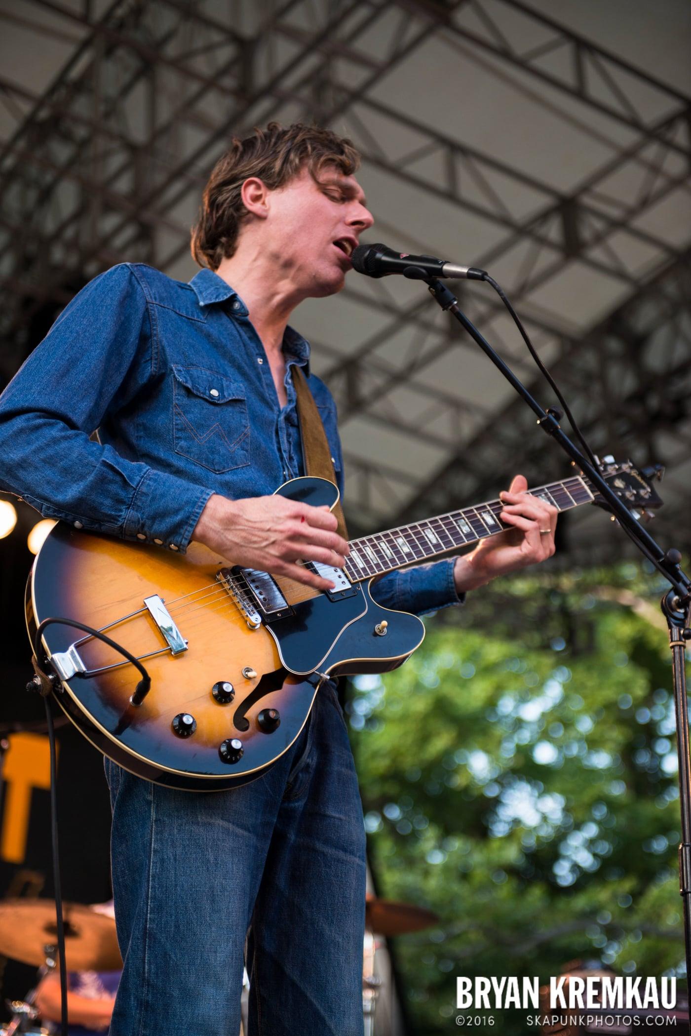 Joel Plaskett Emergency @ Central Park Summer Stage, NYC - 6.29.13 (22)