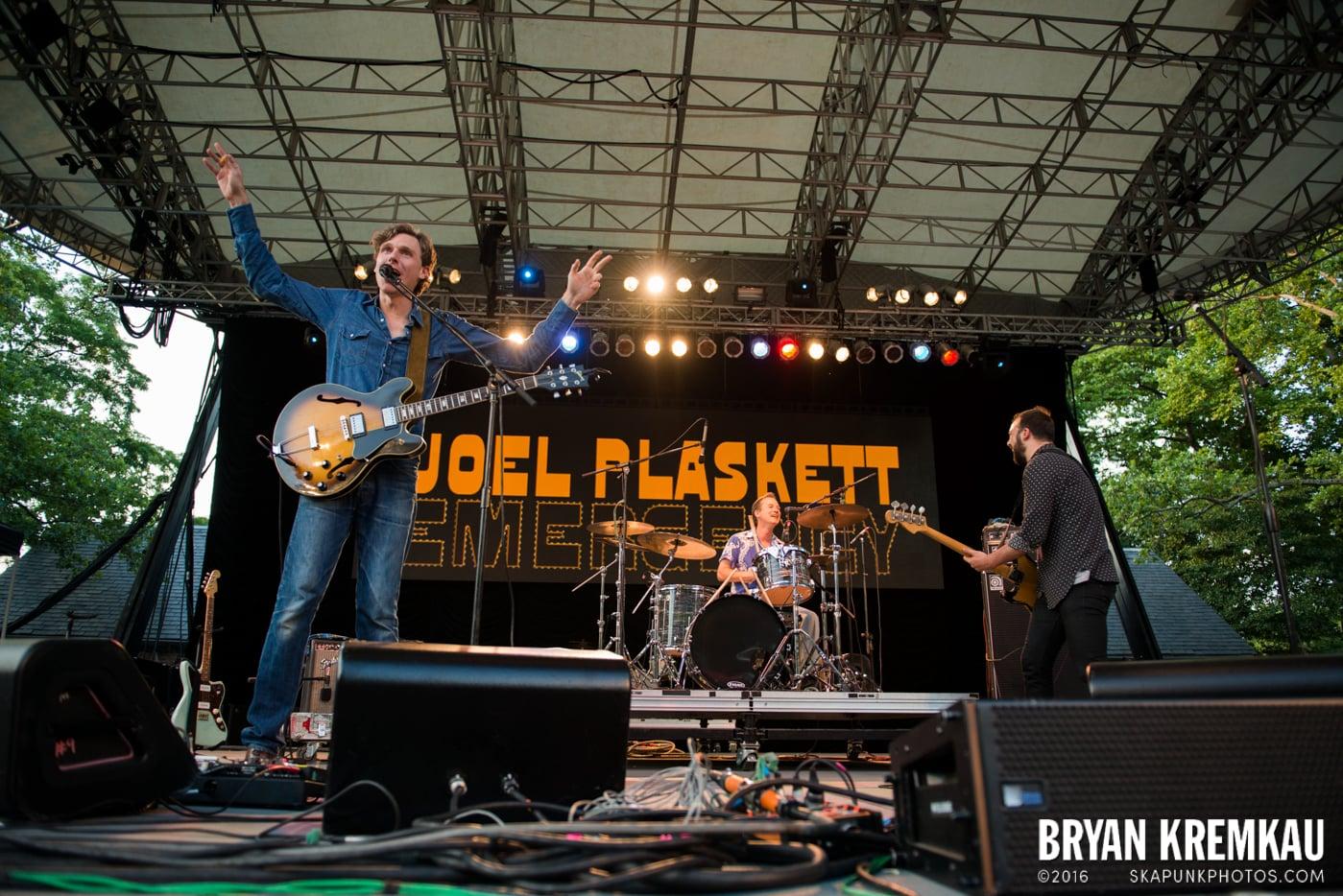 Joel Plaskett Emergency @ Central Park Summer Stage, NYC - 6.29.13 (20)