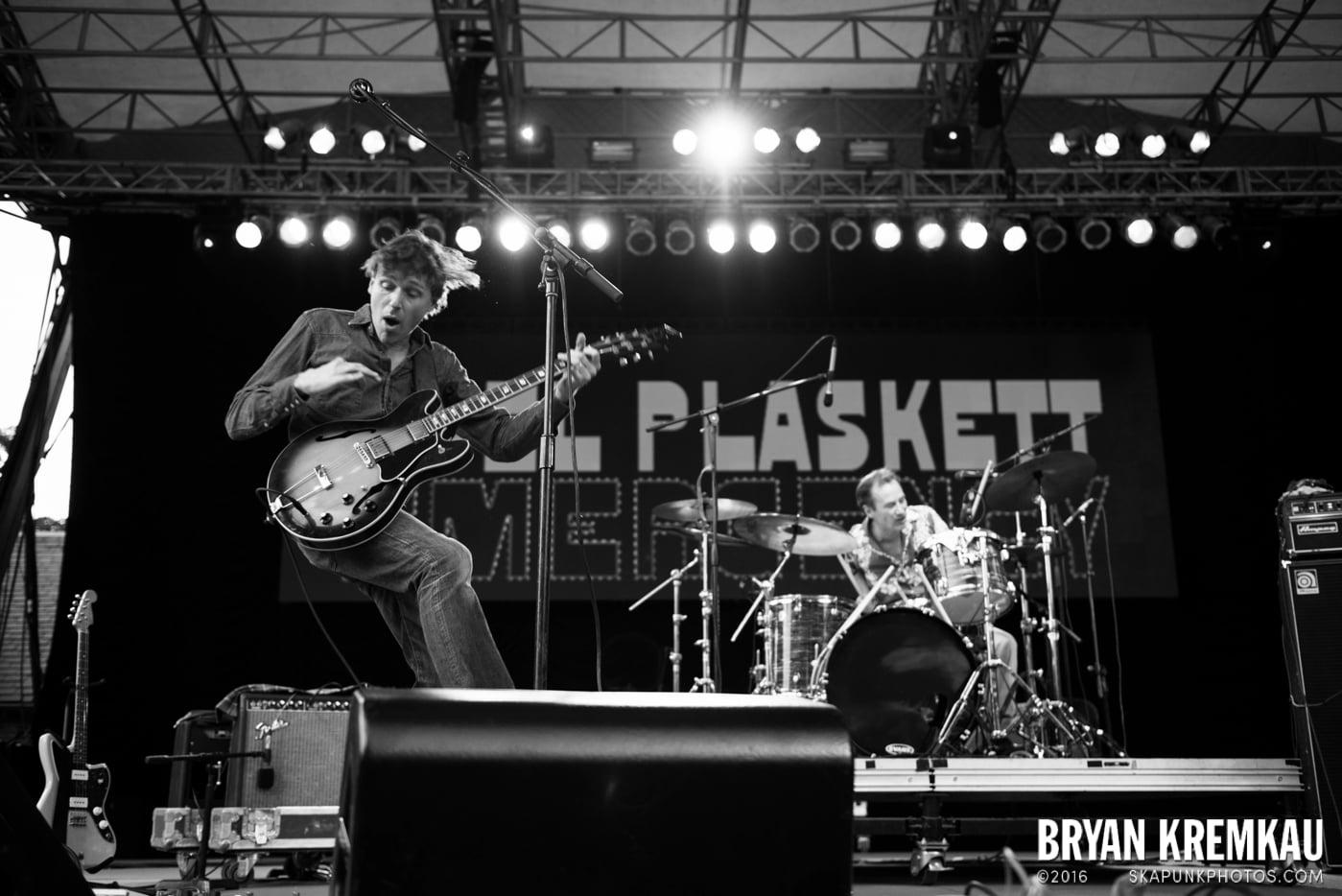 Joel Plaskett Emergency @ Central Park Summer Stage, NYC - 6.29.13 (19)
