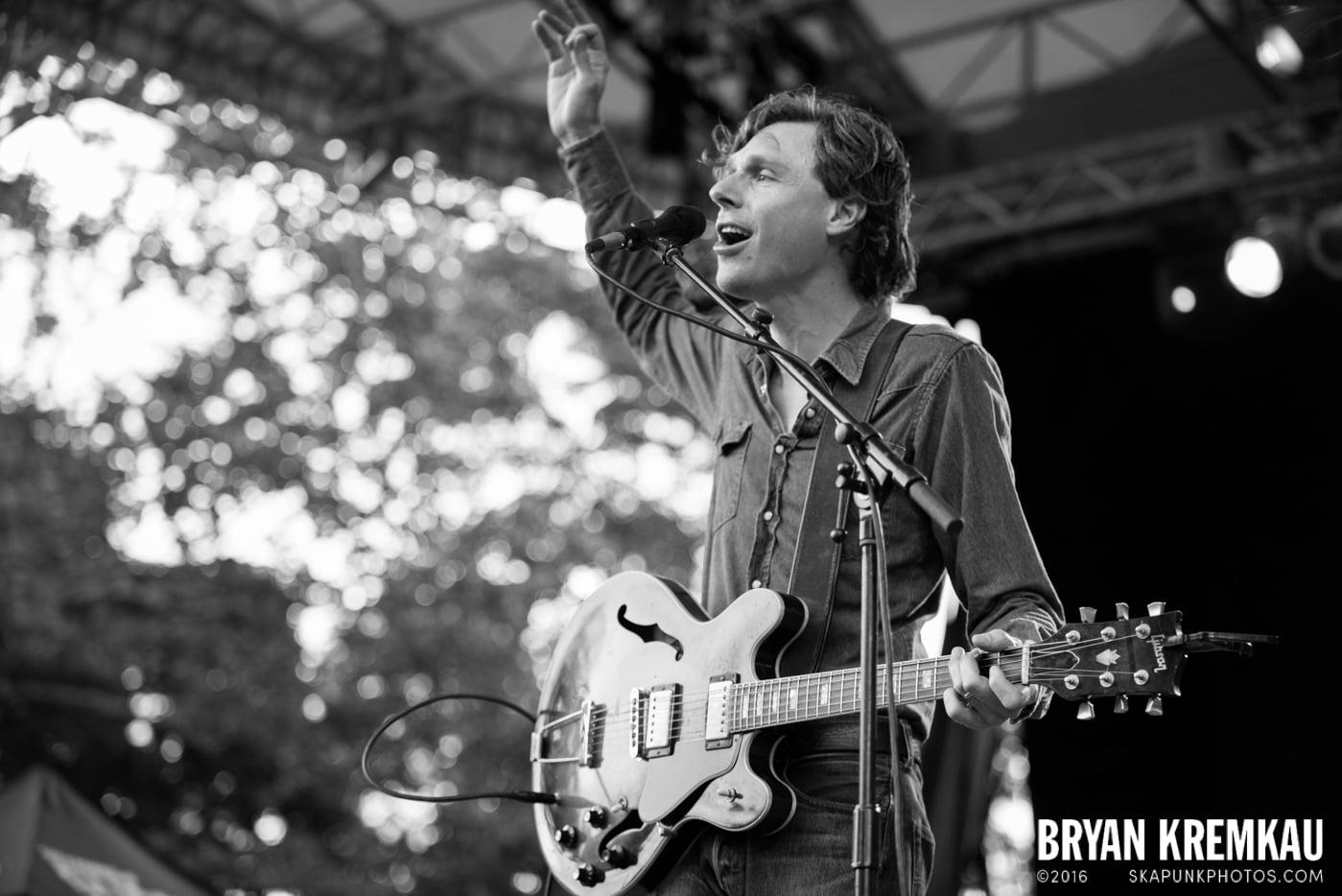 Joel Plaskett Emergency @ Central Park Summer Stage, NYC - 6.29.13 (16)