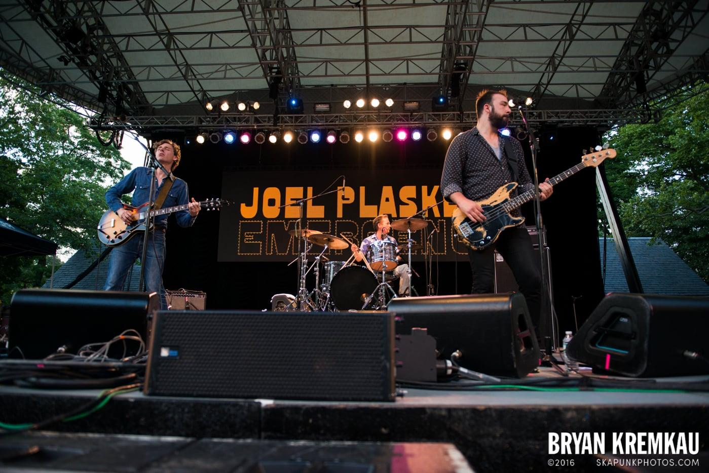 Joel Plaskett Emergency @ Central Park Summer Stage, NYC - 6.29.13 (11)