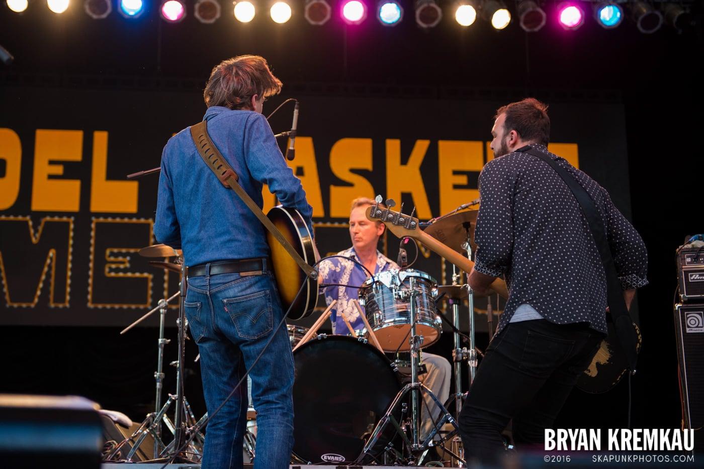 Joel Plaskett Emergency @ Central Park Summer Stage, NYC - 6.29.13 (9)