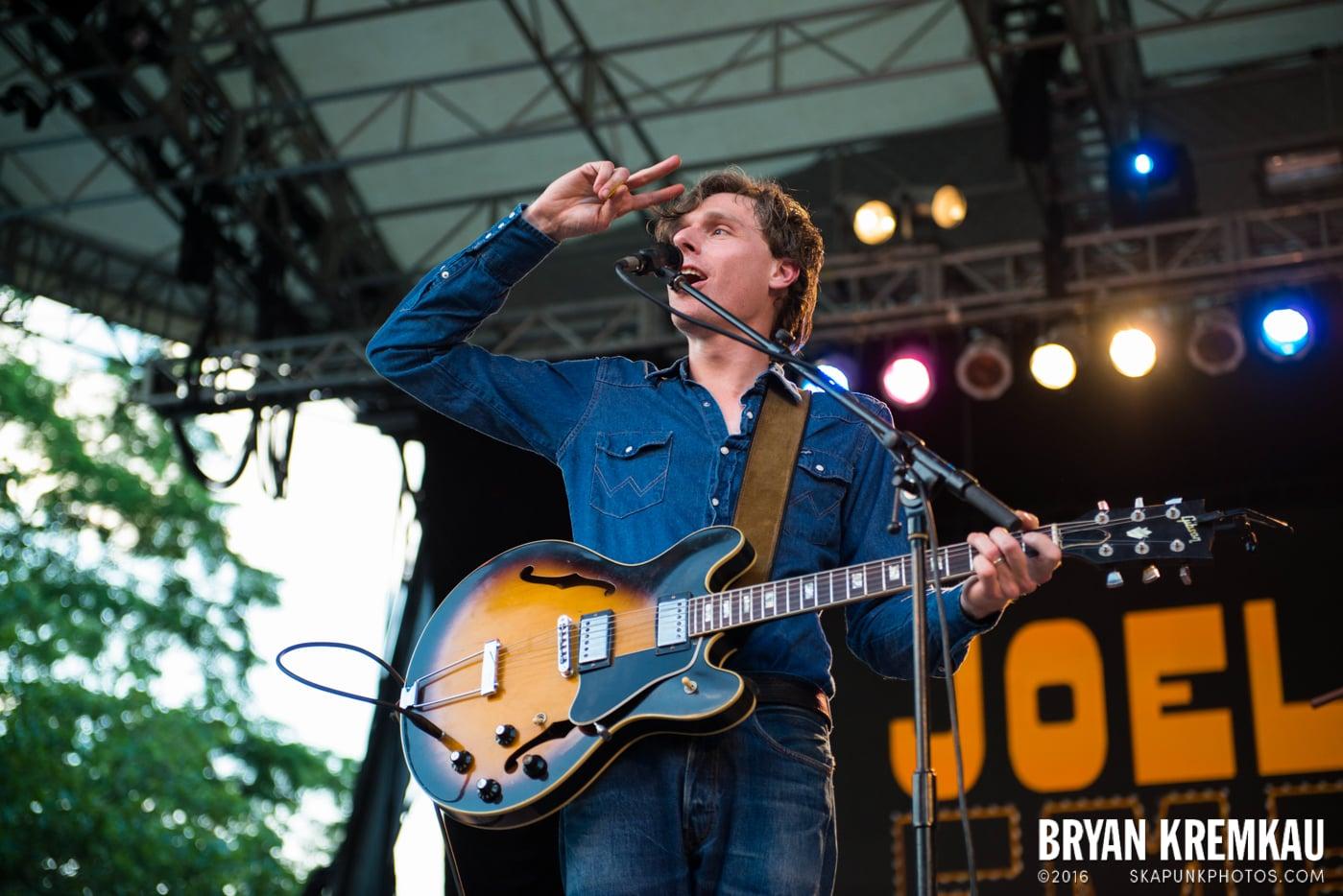 Joel Plaskett Emergency @ Central Park Summer Stage, NYC - 6.29.13 (8)