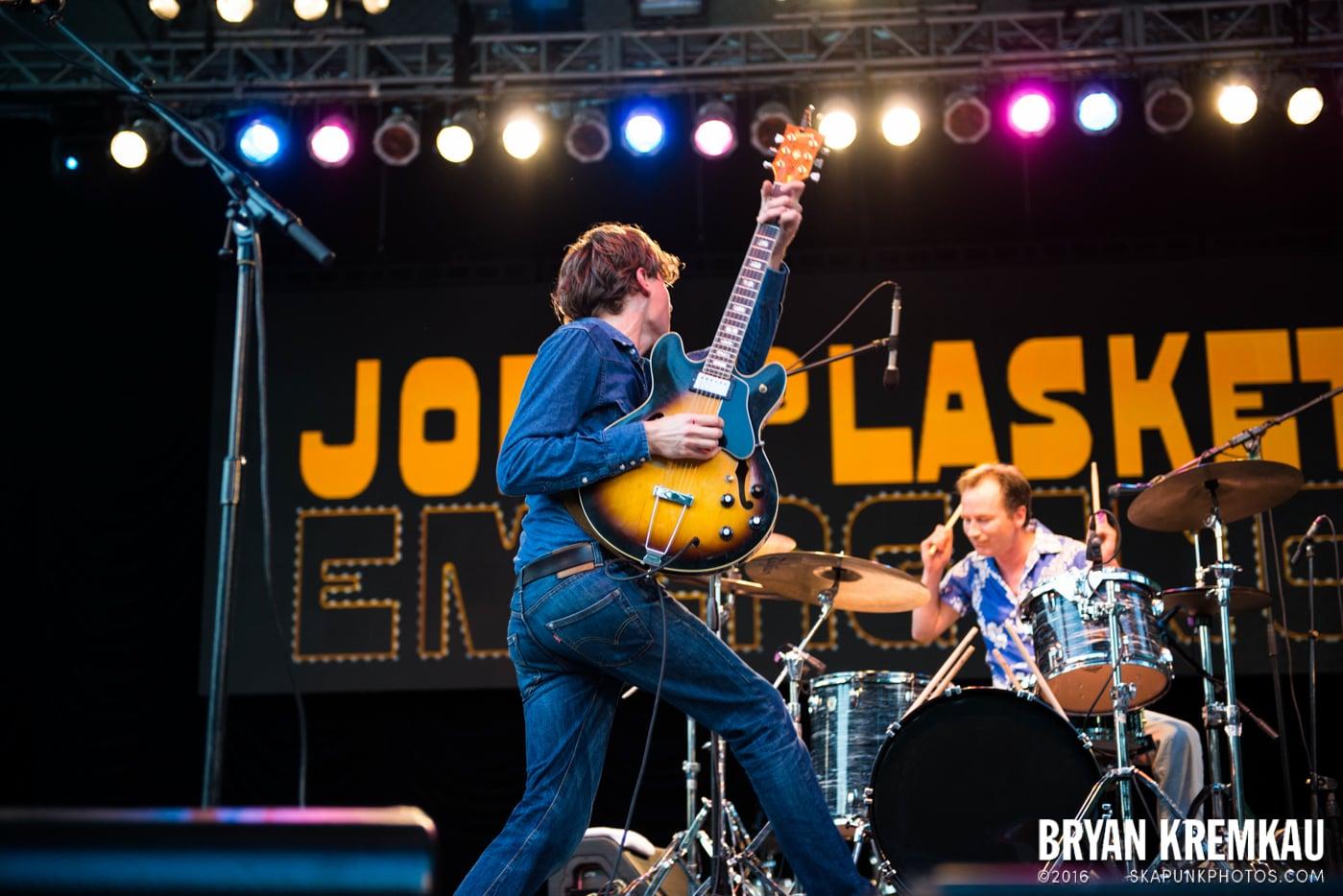 Joel Plaskett Emergency @ Central Park Summer Stage, NYC - 6.29.13 (7)