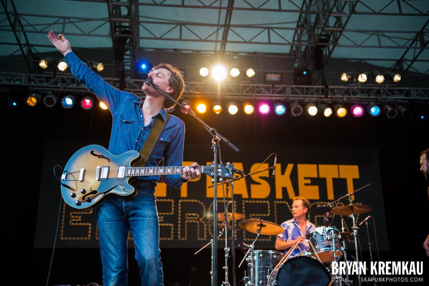 Joel Plaskett Emergency @ Central Park Summer Stage, NYC - 6.29.13 (5)