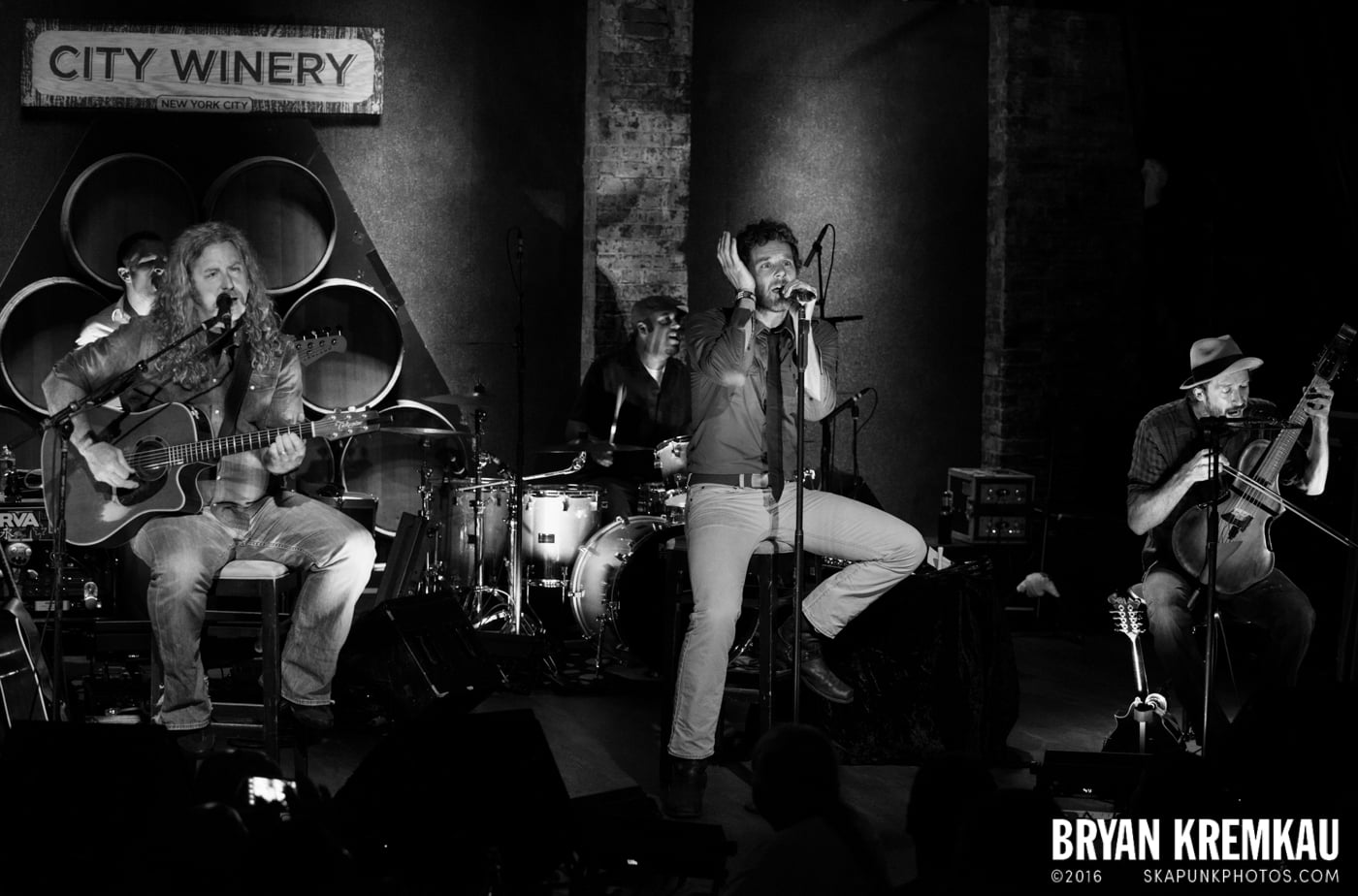 Carbon Leaf @ City Winery, NYC - July 11th 2013 - Bryan Kremkau (46)