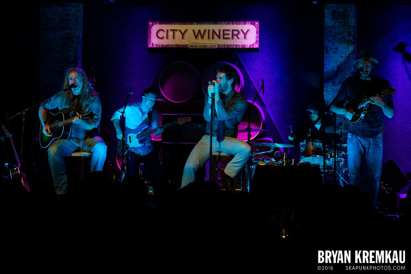 Carbon Leaf @ City Winery, NYC - 7.11.13 (28)