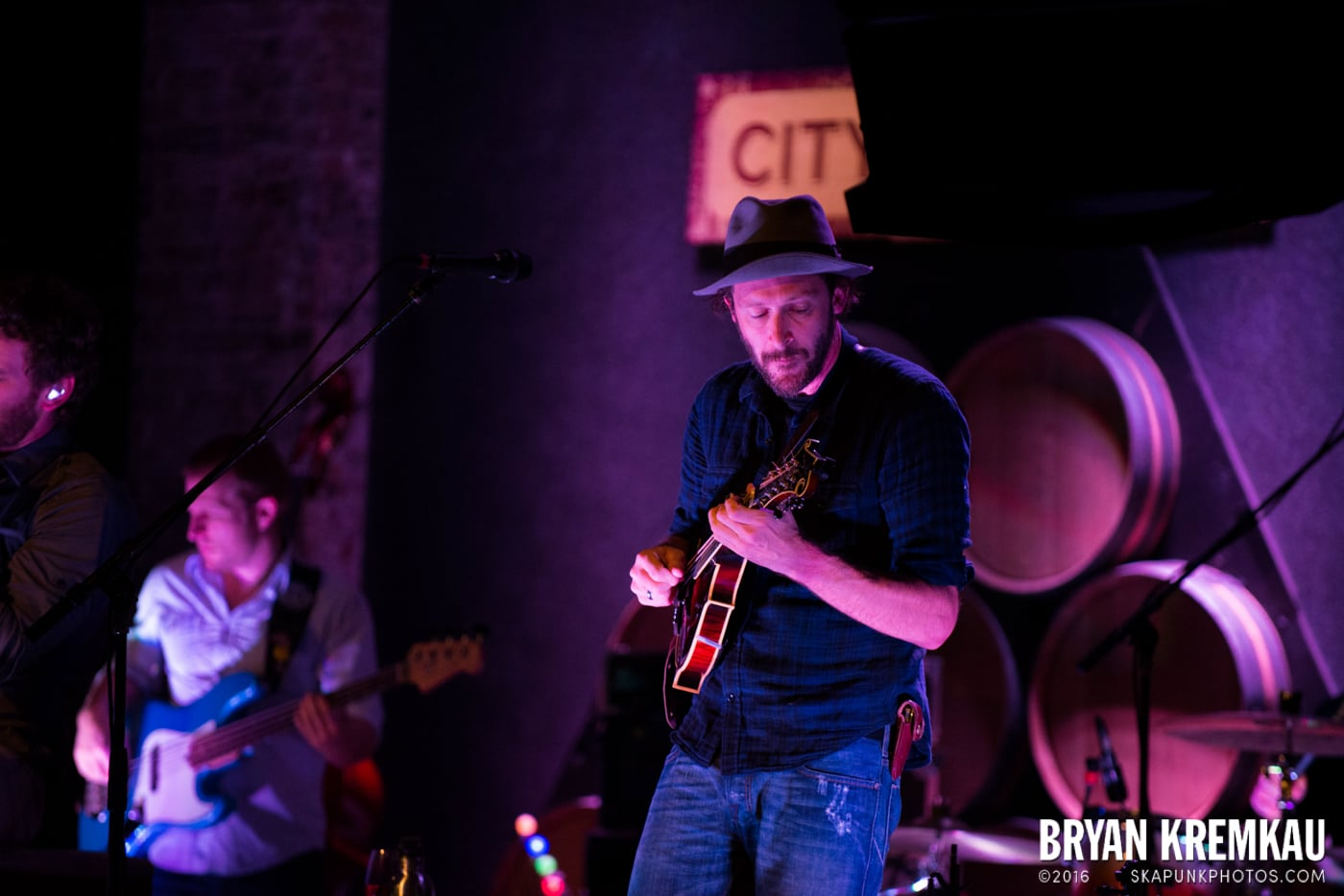 Carbon Leaf @ City Winery, NYC - 7.11.13 (27)
