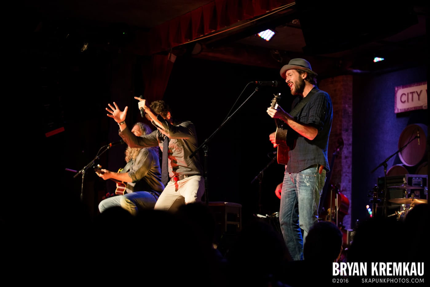 Carbon Leaf @ City Winery, NYC - July 11th 2013 - Bryan Kremkau (19)