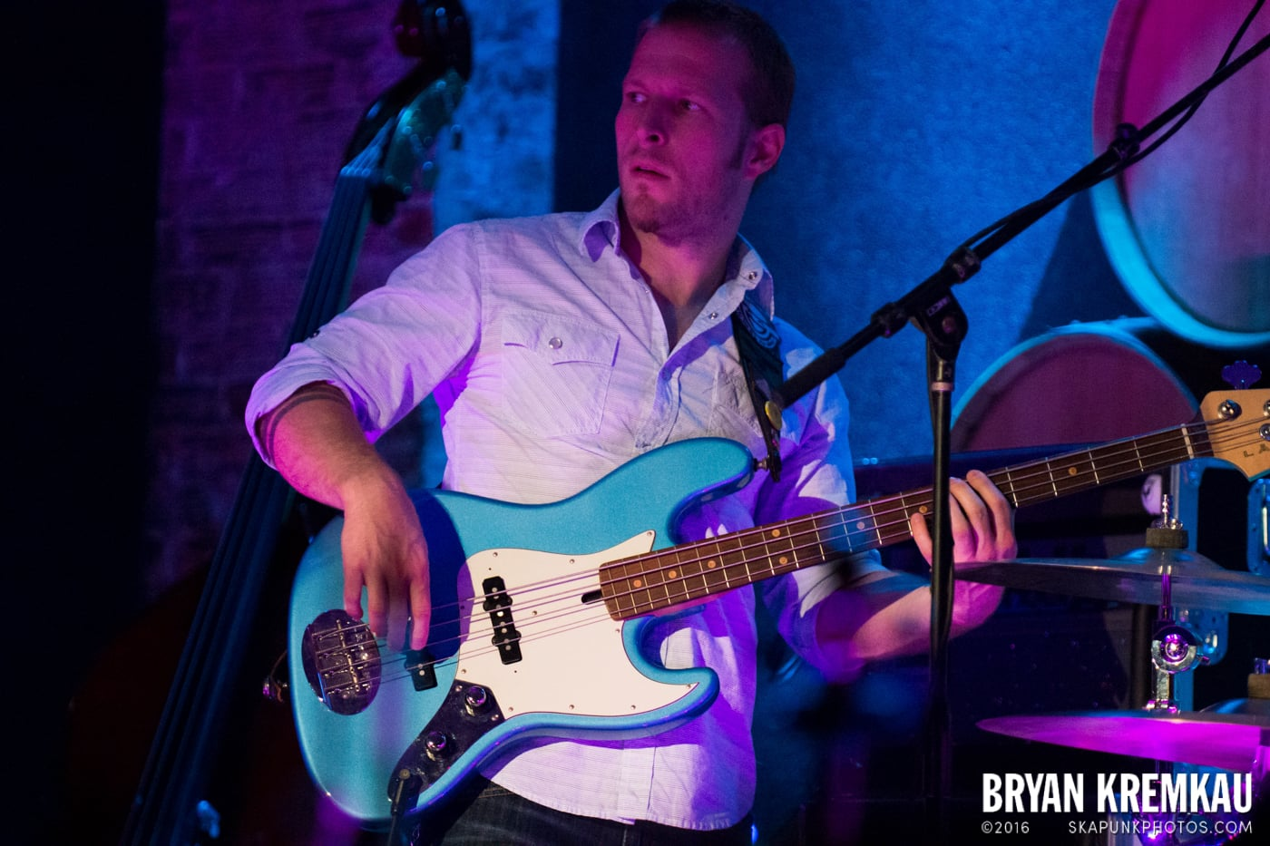 Carbon Leaf @ City Winery, NYC - July 11th 2013 - Bryan Kremkau (6)