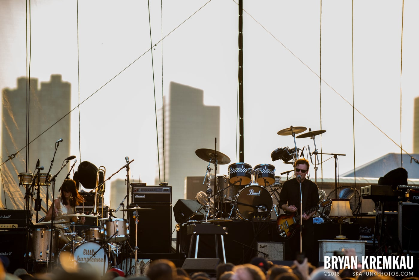 Little Hurricane @ Pier 26, Hudson River Park, NYC - July 17th 2013 - Bryan Kremkau (1)