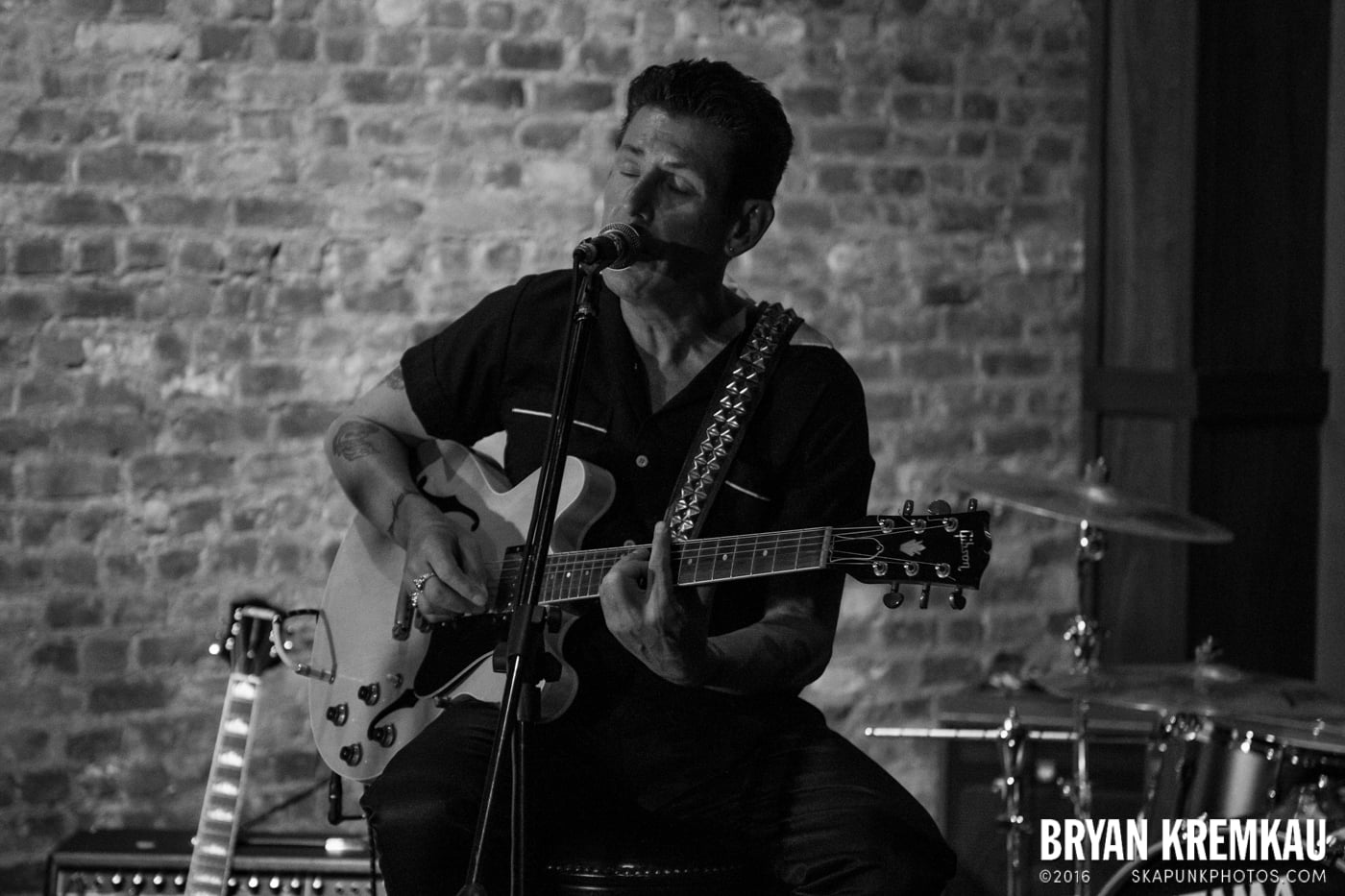 Roddy Radiation & Lynval Golding @ Characters, NYC - 7.19.13 (15)