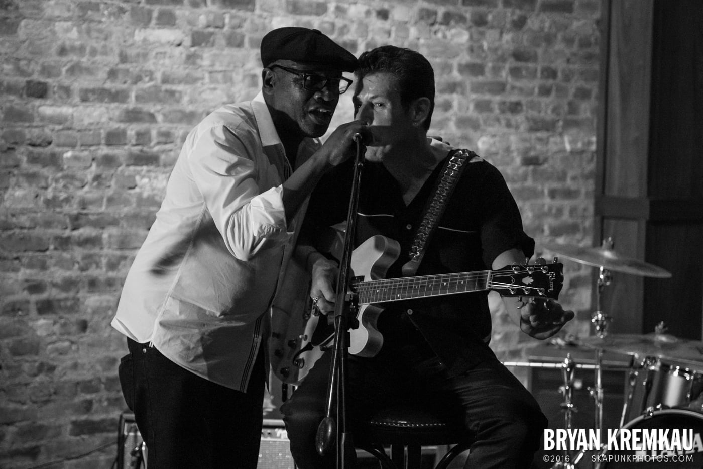Roddy Radiation & Lynval Golding @ Characters, NYC - 7.19.13 (14)