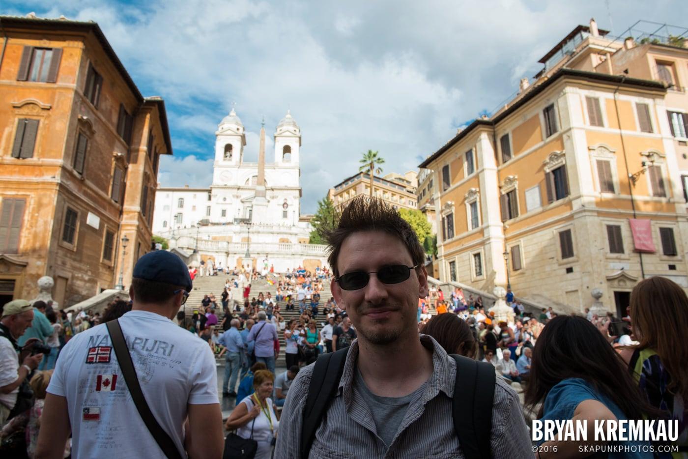 Italy Vacation - Day 3: Rome - 9.11.13 (20)