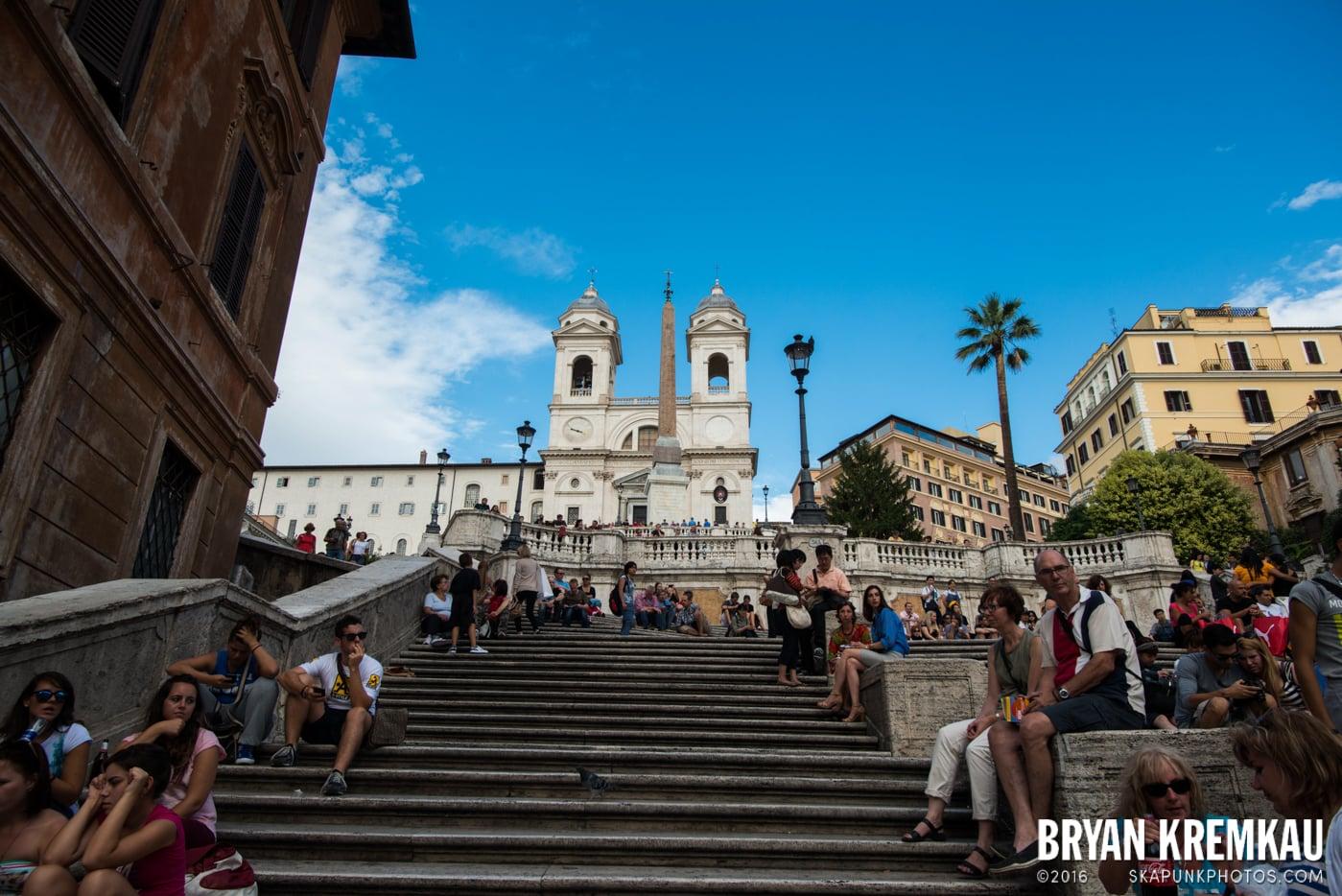 Italy Vacation - Day 3: Rome - 9.11.13 (18)