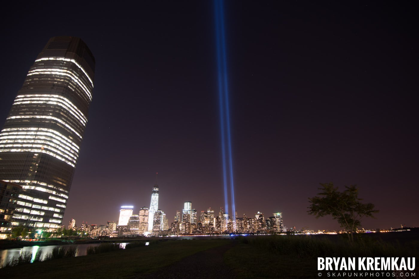 9/11 Tribute In Light (7)