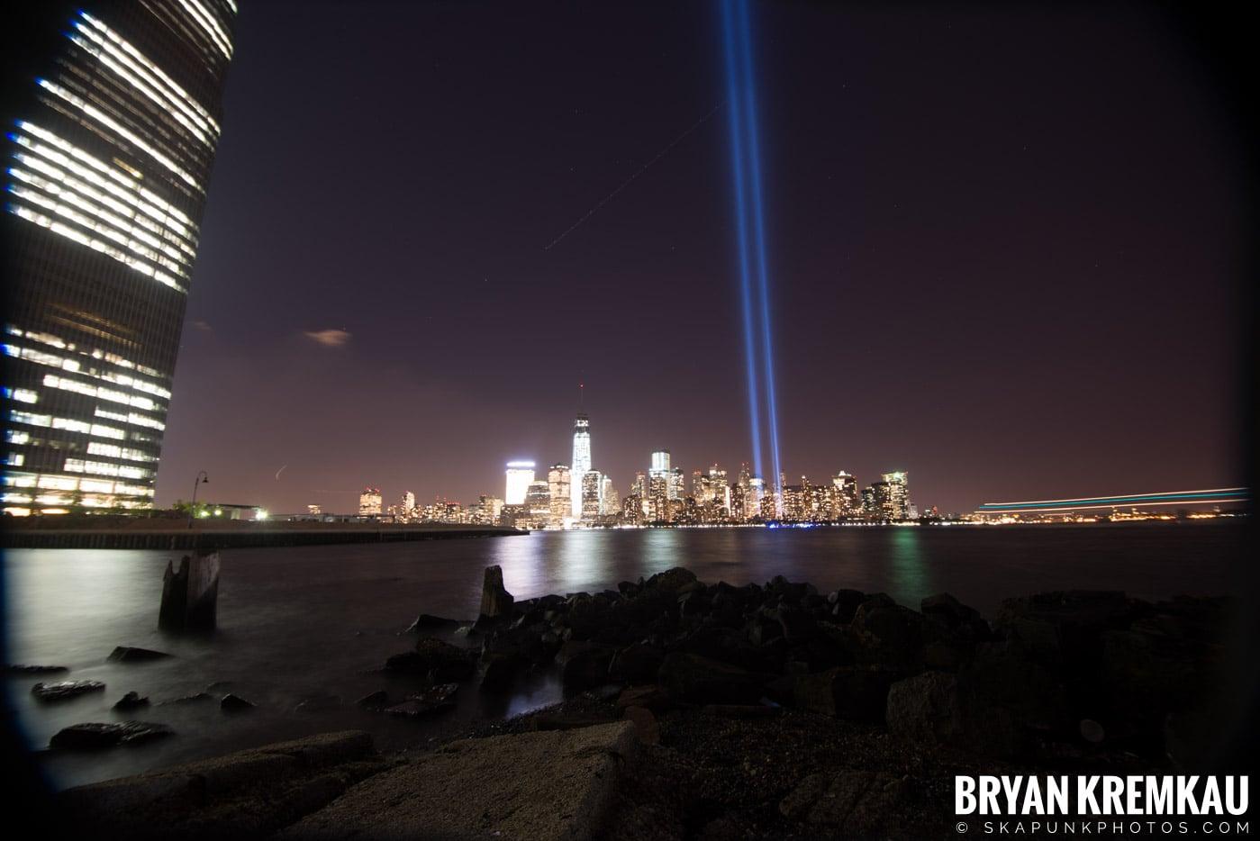 9/11 Tribute In Light (4)