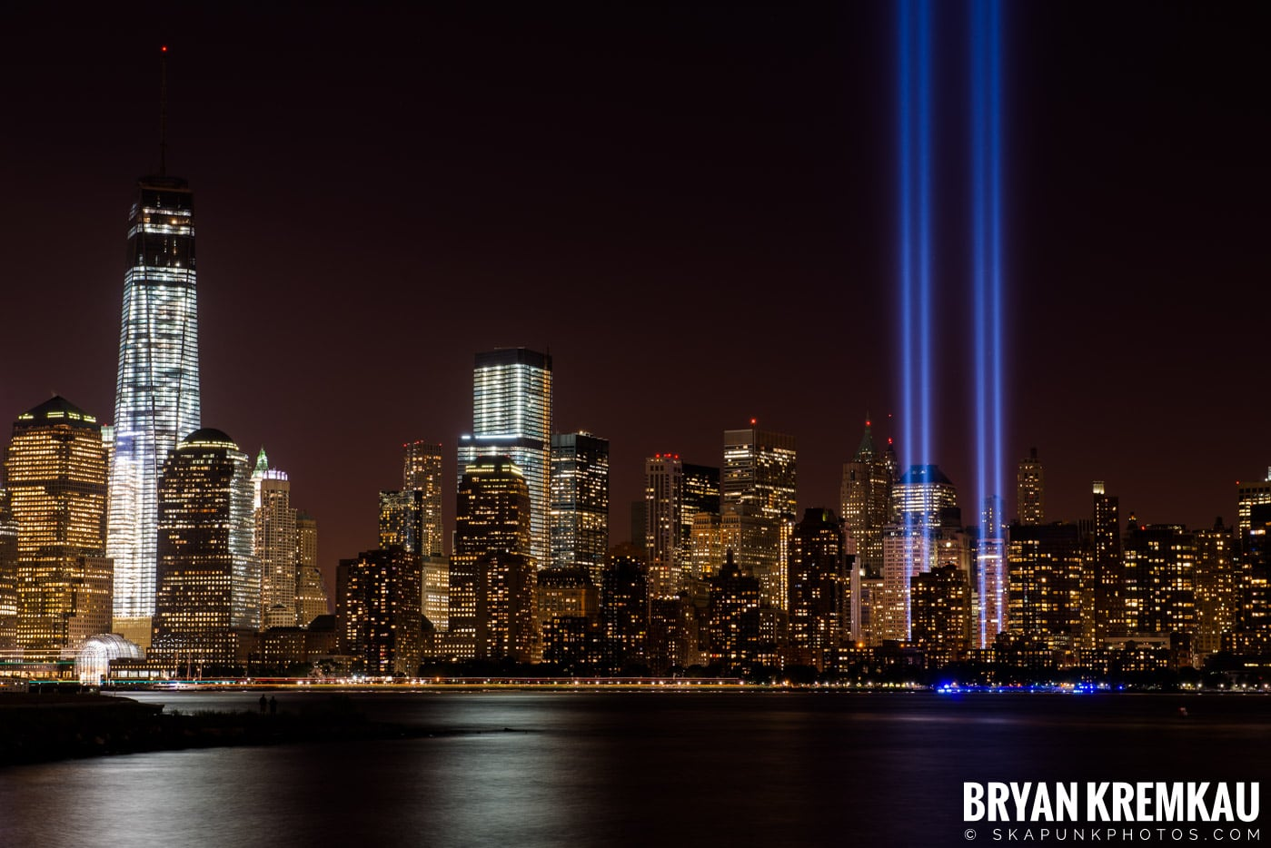 9/11 Tribute In Light (2)