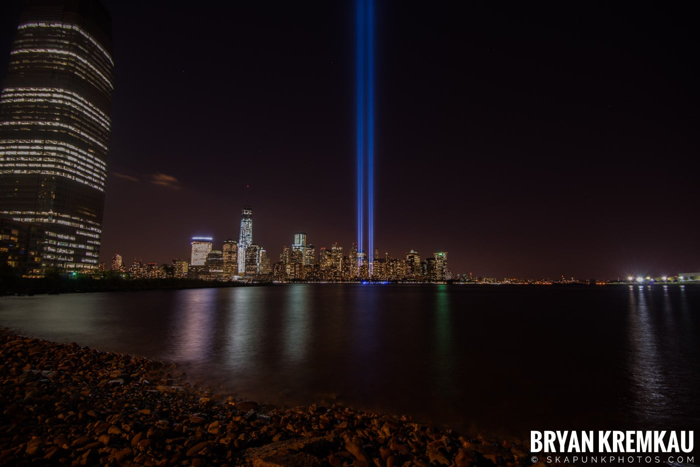 9/11 Tribute In Light (1)