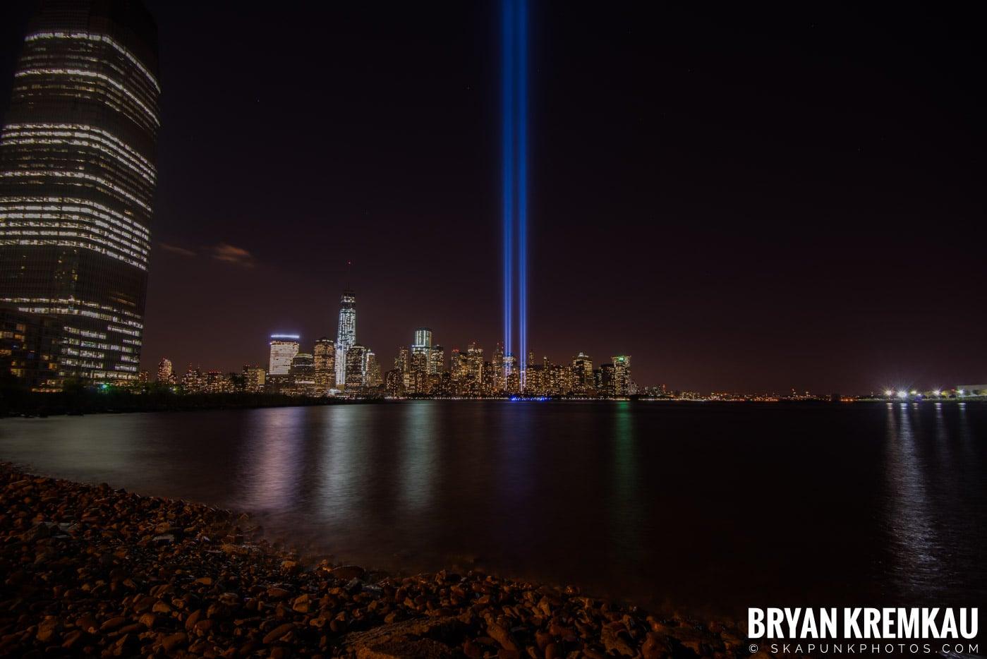 9/11 Tribute In Light (1)