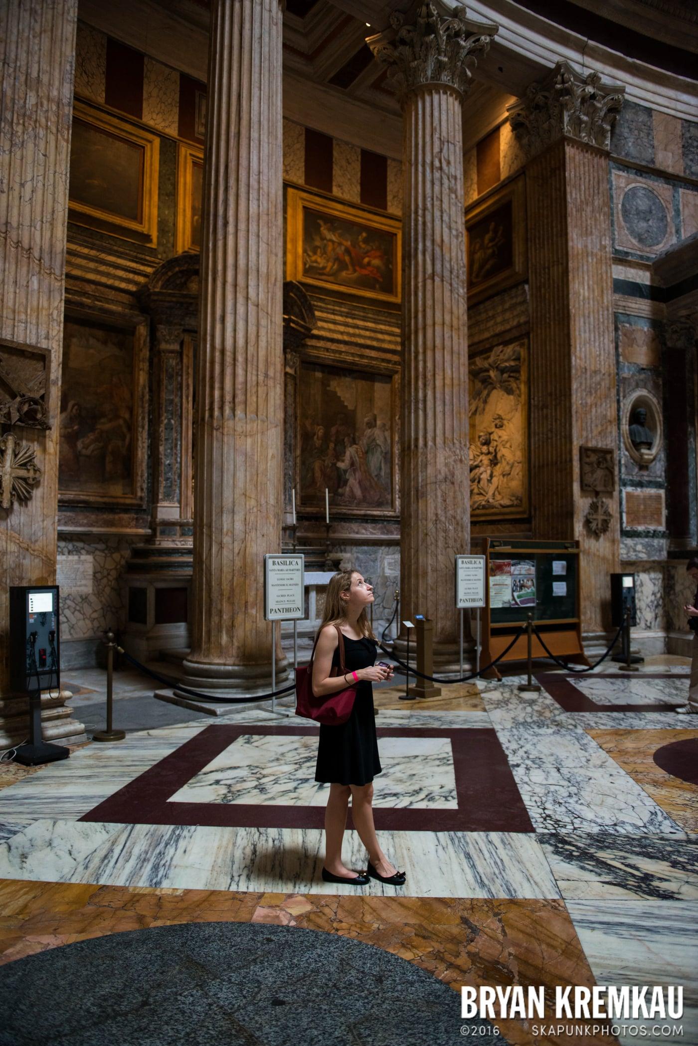 Italy Vacation - Day 1: Rome - 9.9.13 (77)