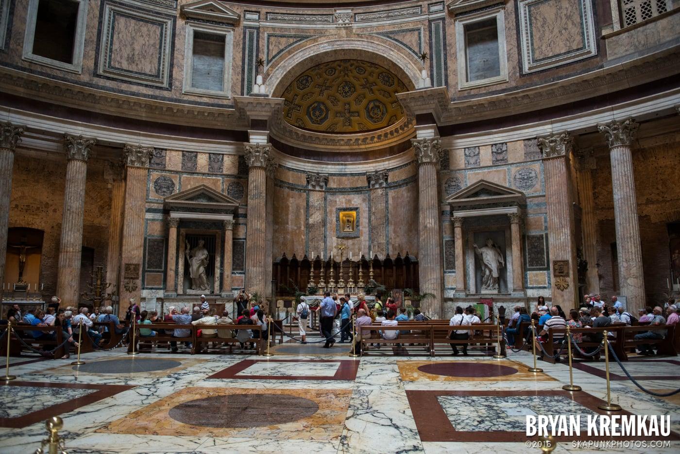 Italy Vacation - Day 1: Rome - 9.9.13 (74)