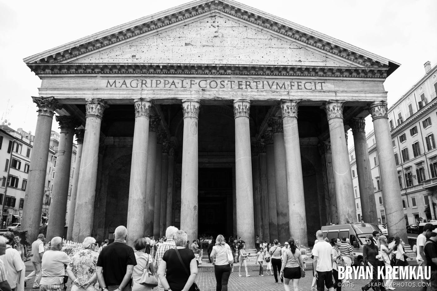 Italy Vacation - Day 1: Rome - 9.9.13 (73)