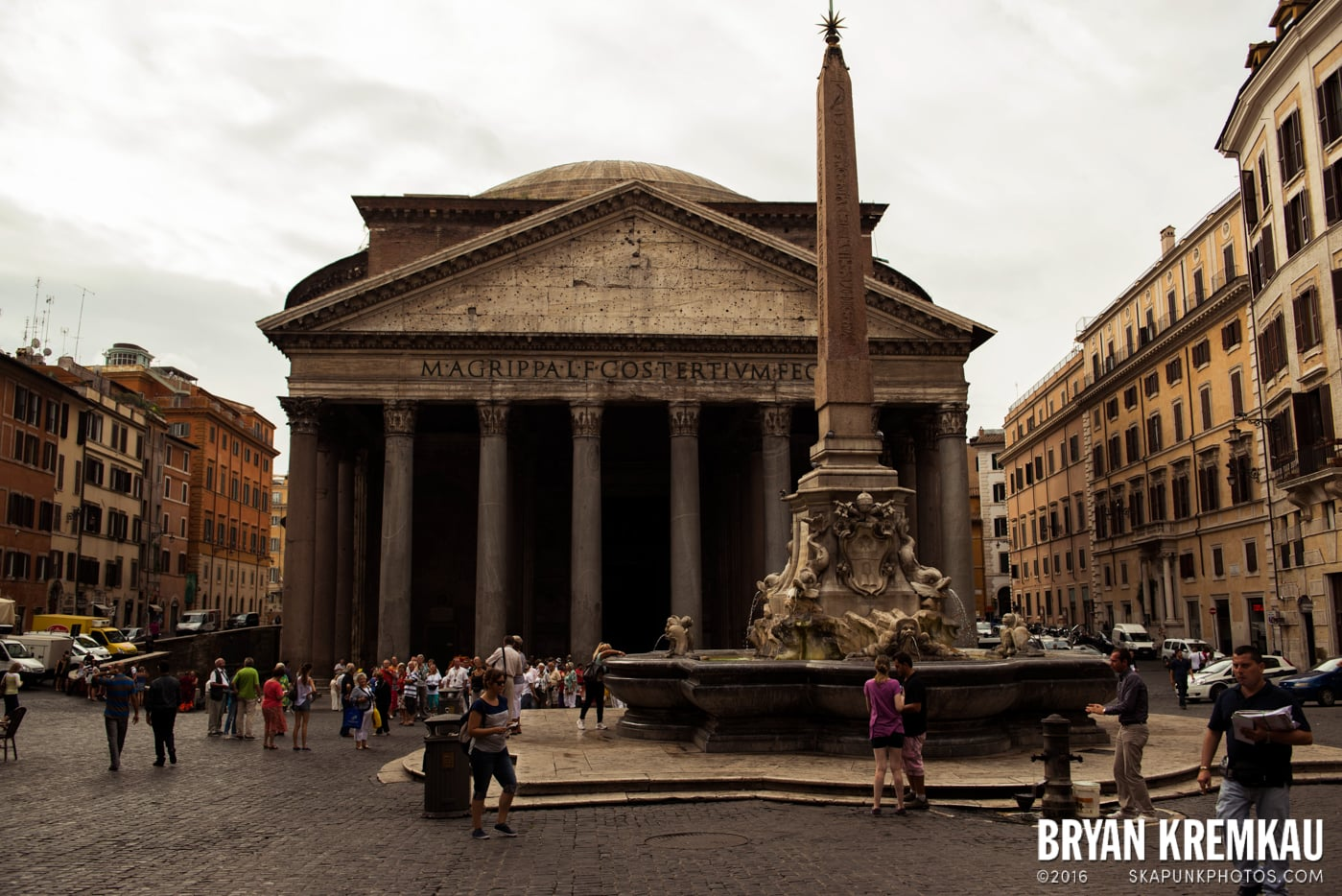 Italy Vacation - Day 1: Rome - 9.9.13 (72)
