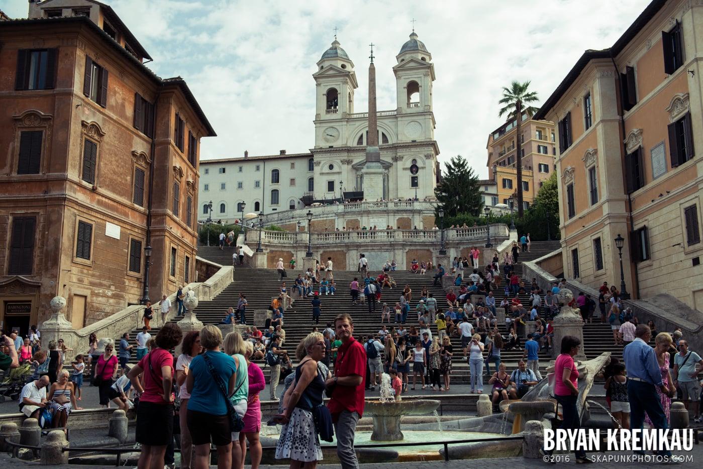 Italy Vacation - Day 1: Rome - 9.9.13 (67)