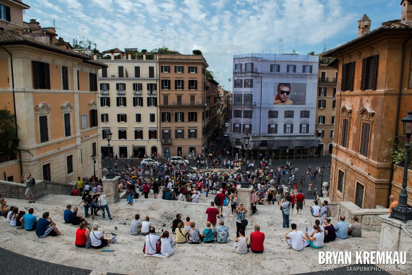 Italy Vacation - Day 1: Rome - 9.9.13 (65)