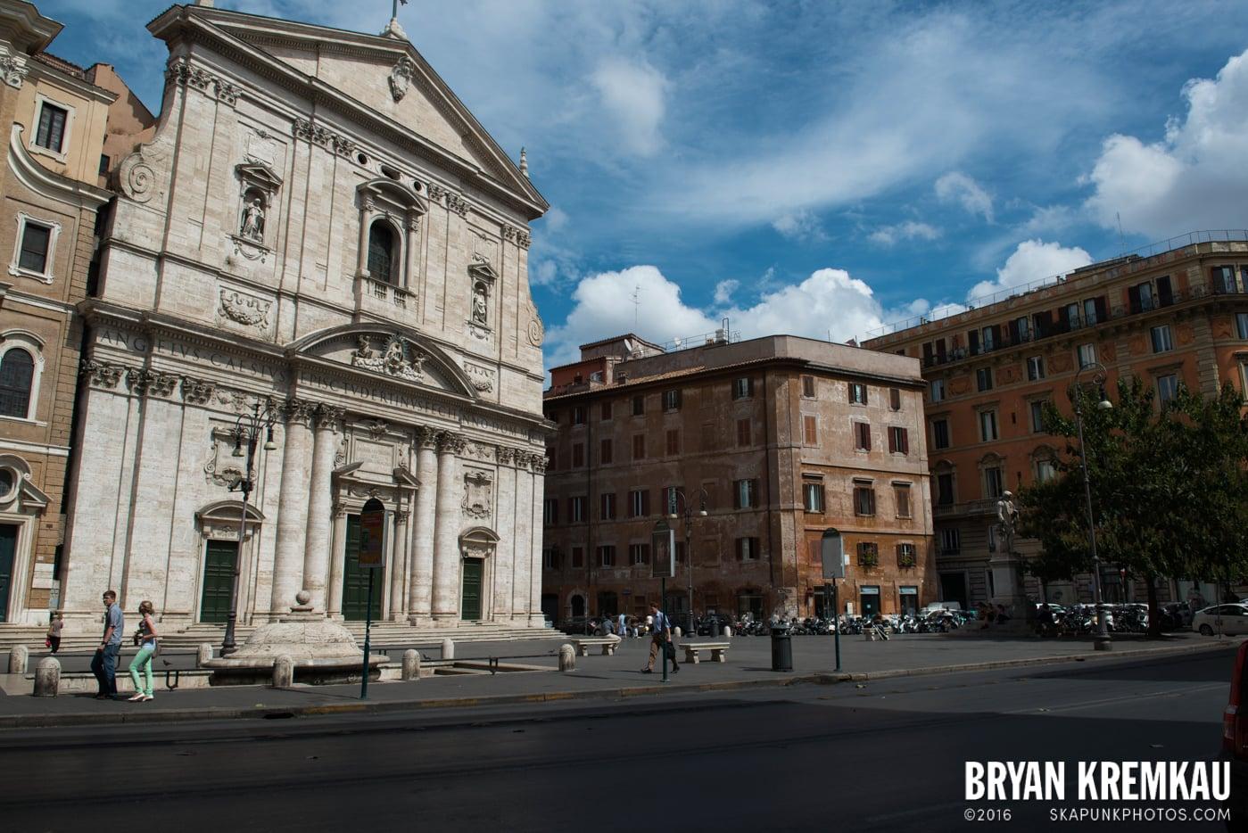 Italy Vacation - Day 1: Rome - 9.9.13 (46)