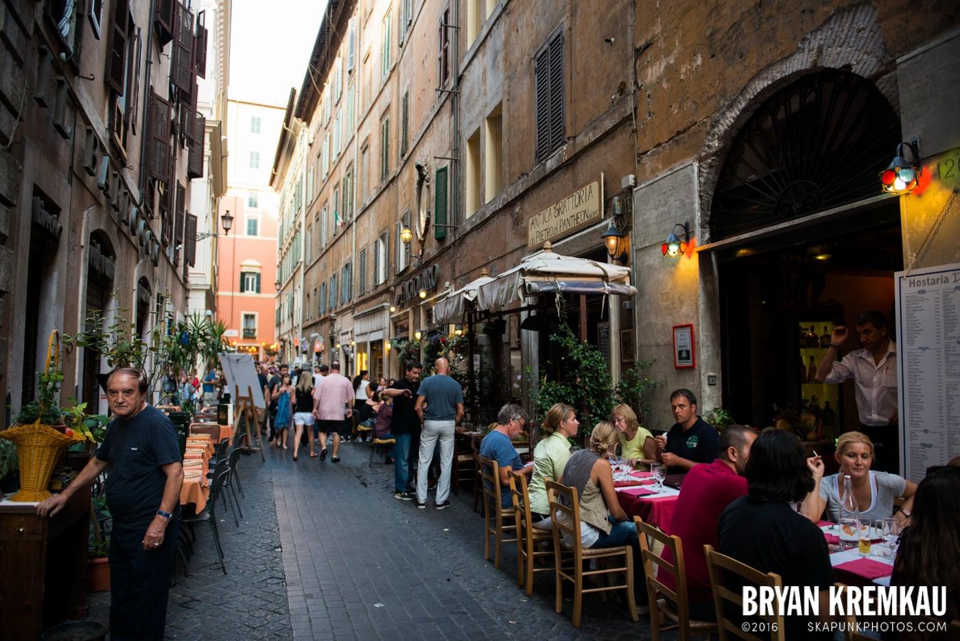 Italy Vacation - Day 1: Rome - 9.9.13 (34)