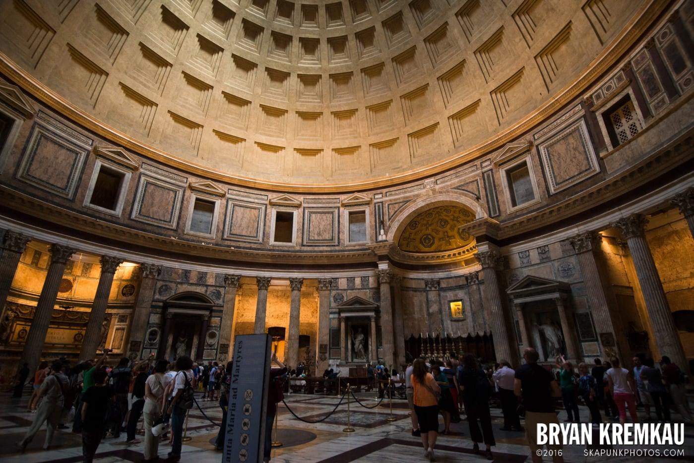 Italy Vacation - Day 1: Rome - 9.9.13 (32)