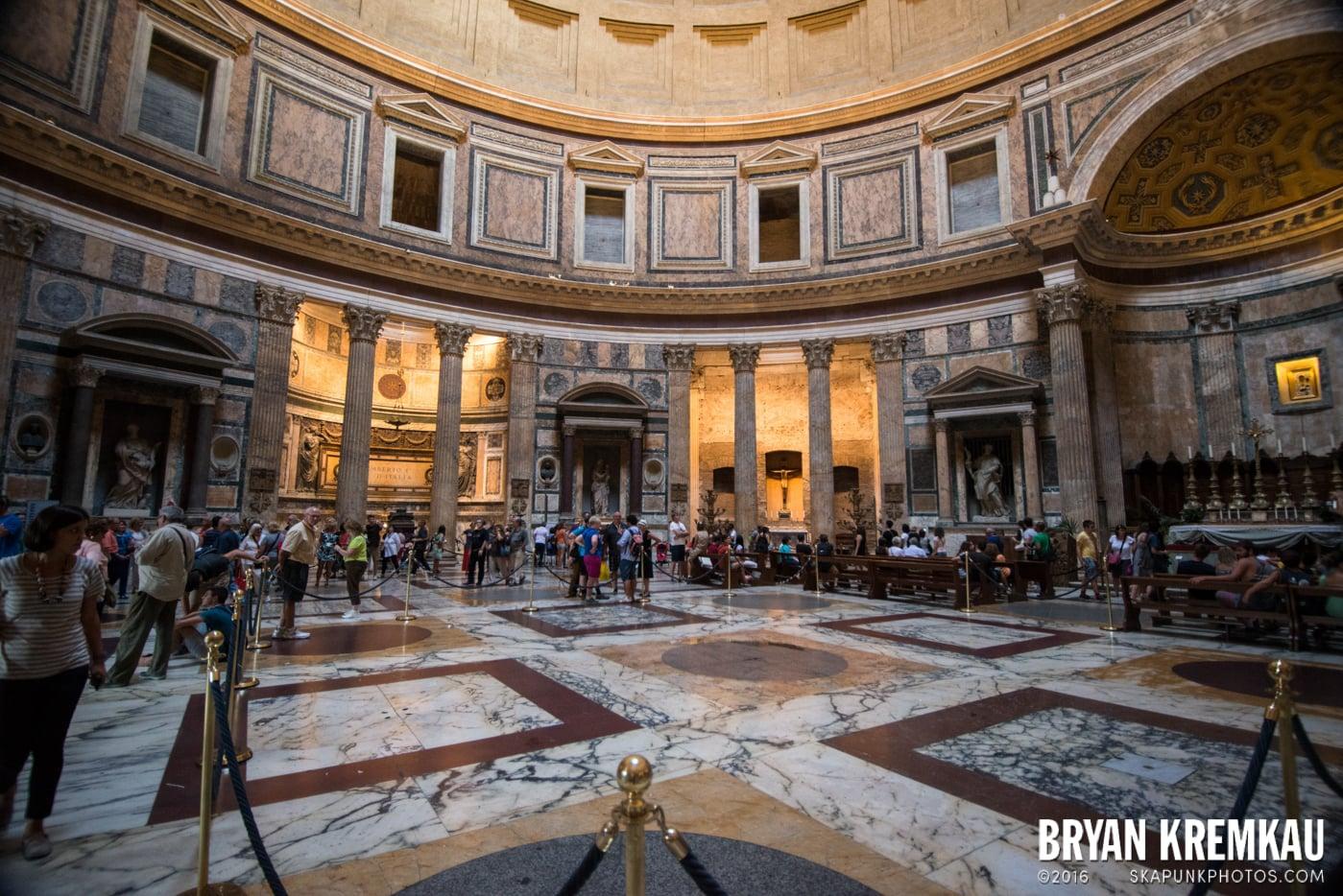 Italy Vacation - Day 1: Rome - 9.9.13 (31)
