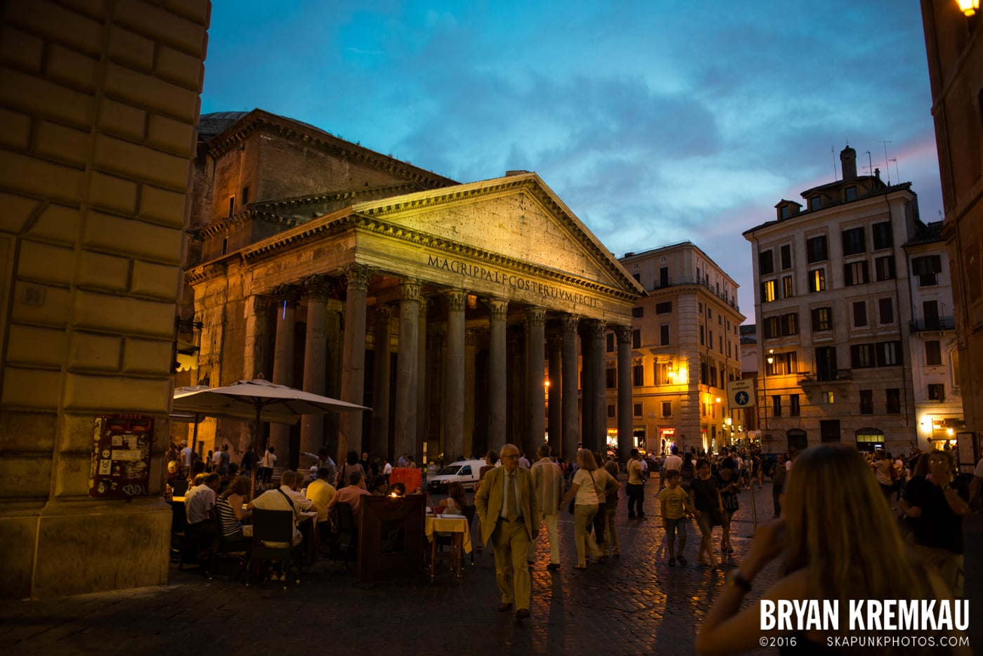 Italy Vacation - Day 1: Rome - 9.9.13 (27)