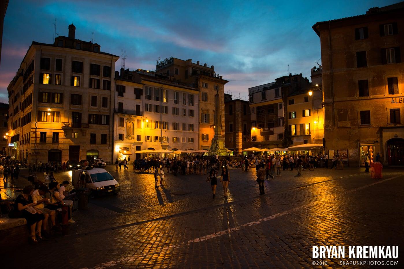 Italy Vacation - Day 1: Rome - 9.9.13 (26)
