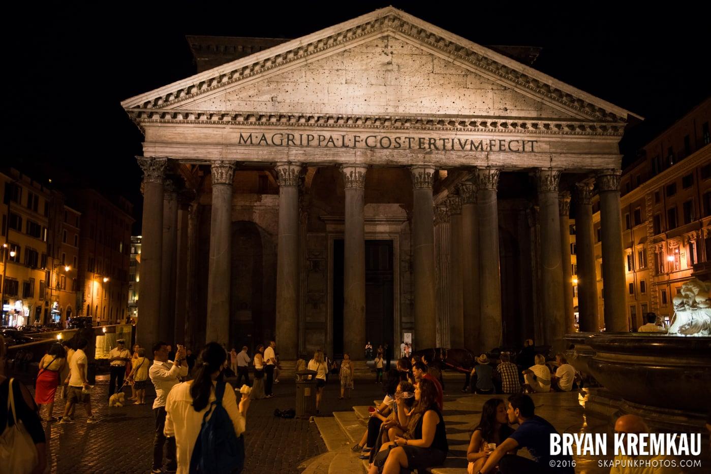 Italy Vacation - Day 1: Rome - 9.9.13 (5)