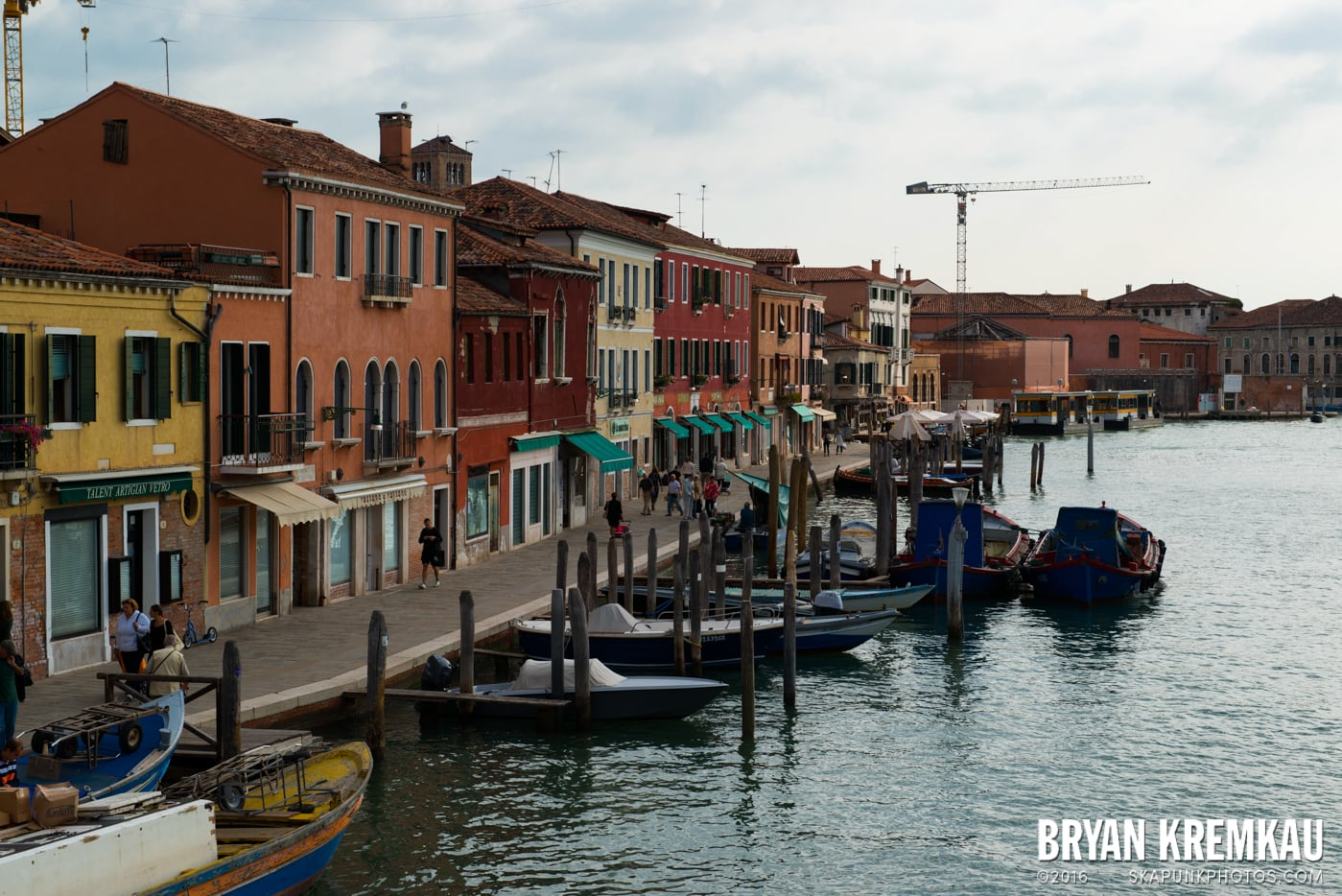 Italy Vacation - Day 6: Murano, Burano, Venice - 9.14.13 (92)